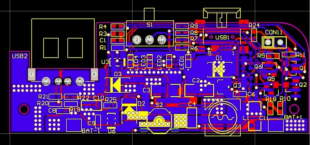 pcb boards manufacturing fabrication